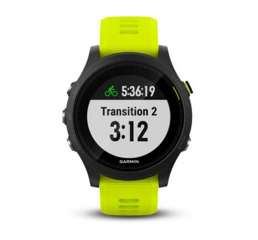 GARMIN 935 Tri-bundle Black with Yellow